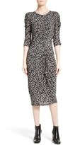 Rebecca Taylor Women's Floral Fizz Midi Dress