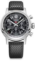 Chopard Mille Miglia Stainless Steel & Rubber Strap Watch