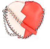 Stella McCartney Jazz Heart shoulder bag