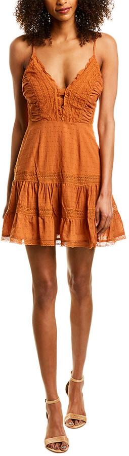 Astr The Label Pauline Mini Dress
