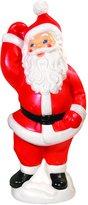 GENERAL FOAM PLASTICS Painted Blow Mold Santa (C5770AC)