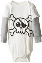 Nununu Extra Soft Skull Patch One-Piece (Infant)