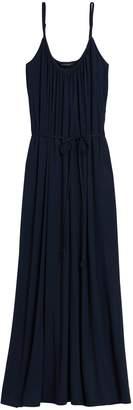 Banana Republic Petite Knit Maxi Dress
