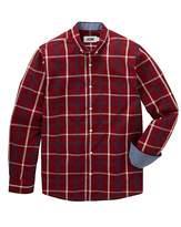 Jacamo Mast L/S Check Shirt Regular