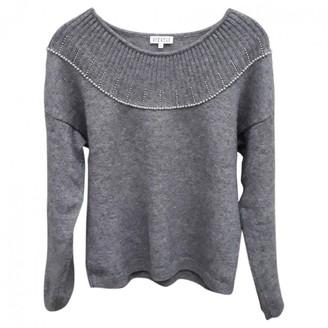 Claudie Pierlot SS18 Grey Wool Knitwear for Women