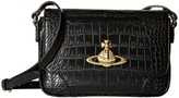 Vivienne Westwood Jungle Crocodile Crossbody Cross Body Handbags