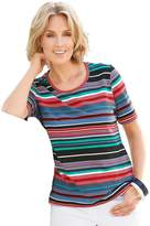 Creation L Striped Top