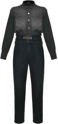Pinko Logo-Belt Boiler Suit