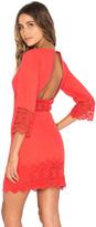 Nightcap Clothing Tulum Cutout Dress