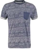 Teddy Smith Trojan Print Tshirt Dark Blue