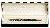 Kate Spade To Do List Boxed Polka-Dot Ballpoint Pen