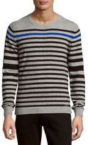 Diesel K-Calib Striped Sweater
