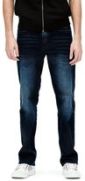 GUESS Factory Men's Crescent Straight Jeans