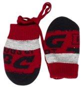 Dolce & Gabbana Boys' Instarsia Knit Mittens