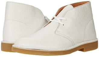 Clarks Desert Boot 2.0 (Burgundy Leather 2) Men's Shoes