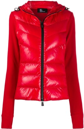 MONCLER GRENOBLE Padded Front Zip Jacket
