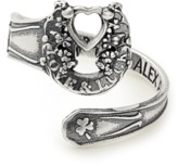 Alex and Ani Fortune's Favor Spoon Ring