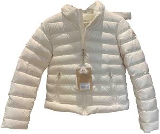 Pyrenex White Synthetic Coats