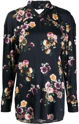 Vivienne Westwood Cocco floral-print blouse