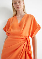 Thumbnail for your product : And other stories Relaxed Wrap Mini Dress