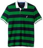 Perry Ellis Men's Long Sleeve Solid Jacquard Shirt