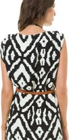 Angie Emerson Belted Dress