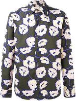 Marni Whisper print shirt - men - Cotton - 44