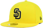 New Era San Diego Padres C-Dub 59FIFTY Cap