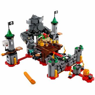 Lego Super Mario Bowsers Castle Battle Expansion Set (71369)