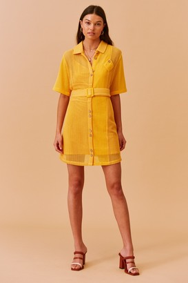 Finders Keepers COCONUT MINI DRESS mango