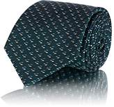 Fairfax Men's Abstract-Pattern Silk Twill Necktie