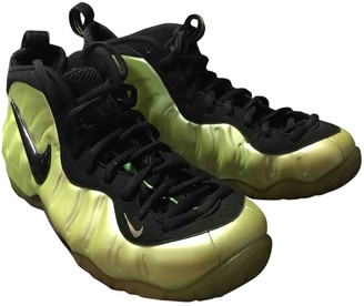 Nike Foamposite Other Rubber Trainers