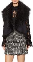 Anna Sui Women's Faux Fur Vest