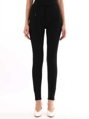 Gucci Zipped Ankle Skinny Jeans