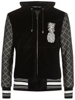 Dolce & Gabbana Pineapple Hooded Jacket