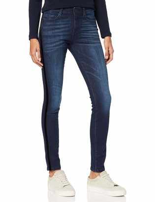 Tom Tailor Casual Women's Going Down Tee Skinny Jeans