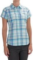 Columbia Silver Ridge Multi Plaid Omni-Wick® Shirt - UPF 50 (For Women)