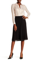 Laundry by Shelli Segal Pleated Skirt