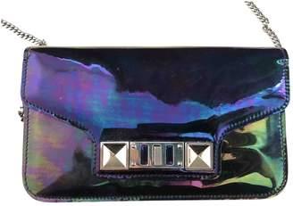 Proenza Schouler Multicolour Patent leather Clutch bags