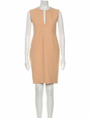 Celine V-Neck Mini Dress