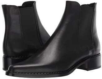 Vince Denver (Black Almeria Leather) Women's Boots