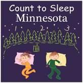 Bed Bath & Beyond Count to Sleep Minnesota Board Book
