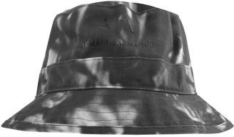 Armani Exchange Logo Bucket Hat Black
