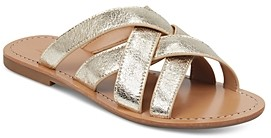 Marc Fisher Women's Roony Snake-Print Sandals