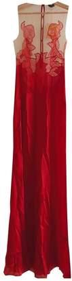 Agent Provocateur Red Silk Dresses