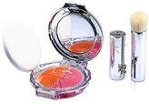 Jill Stuart Blush Blossom Dual Cheek Color 02 Sweet Mum, 0.17oz, 5g by