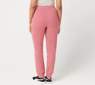 Denim & Co. Active Regular Pull-On Knit Jogger Pants