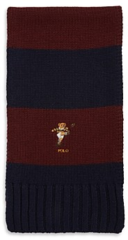 Polo Ralph Lauren Colorblock Kicker Scarf