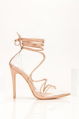 Public Desire Carmen Strappy Sandal