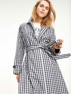 Tommy Hilfiger Belted Trench Mac Coat